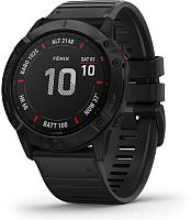 Умные часы Garmin Fenix 6X Pro / 010-02157-01 (черный) -