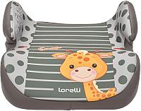 Бустер Lorelli Topo Comfort Green Girafe / 10070990004 -