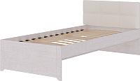 Односпальная кровать Ижмебель Твист 4 90 -