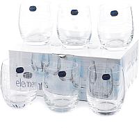 Набор стаканов Bohemia Crystal Elements 25180/379712/300 (6шт) -