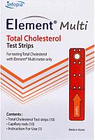 Тест-полоски Infopia Element Multi (5шт) -