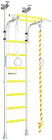 Детский спортивный комплекс Romana R5 01.20.7.06.490.03.00-24 (белый прованс) -