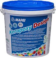 Фуга Mapei Kerapoxy Design 103 (3кг, белая луна) -