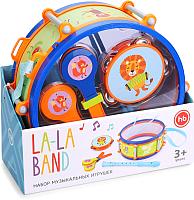 Музыкальная игрушка Happy Baby La-La Band / 331850 -