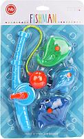 Игра для ванной Happy Baby Fishman / 32004 (голубой) -