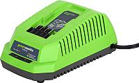 Зарядное устройство для электроинструмента Greenworks G40C (2910907) -