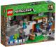 Конструктор Lego Minecraft Пещера зомби 21141 -