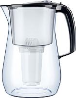 Фильтр питьевой воды Аквафор Прованс А5 / И11380 (черный) -