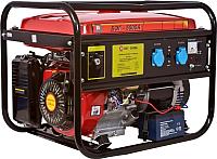 Бензиновый генератор Калибр БЭГ-5500А (59755) -