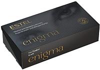 Набор для окрашивания бровей Estel Enigma тон графит -