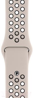 Купить Ремешок для умных часов Apple, Desert Sand/Black Nike Sport Band 40mm / MWU82, Китай