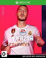 Игра для игровой консоли Microsoft Xbox One Fifa 20. Русская версия -