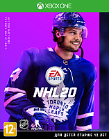 Игра для игровой консоли Microsoft Xbox One NHL 20 (русские субтитры) -