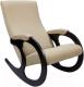 Кресло-качалка Calviano Бастион 4 (рогожка United 3) -
