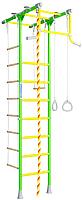 Детский спортивный комплекс Romana R1 01.20.7.06.490.01.00-08 (зеленое яблоко) -