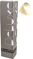 Крем-краска для волос Estel De Luxe Silver 10/76 (светлый блондин коричнево-фиолетовый д/100% седины) -