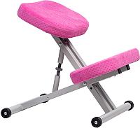Стул коленный ProStool Light (розовый) -
