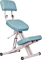 Стул коленный ProStool Comfort Lift (бирюзовый) -