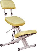 Стул коленный ProStool Comfort Lift (желтый) -