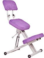 Стул коленный ProStool Comfort Lift (фиолетовый) -