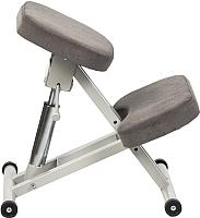 Стул коленный ProStool Light Lift (серый) -