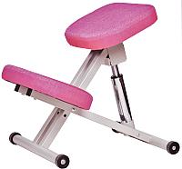 Стул коленный ProStool Light Lift (розовый) -