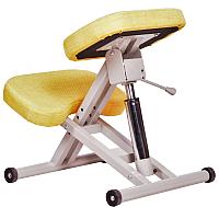 Стул коленный ProStool Light Lift (желтый) -