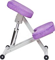 Стул коленный ProStool Light Lift (фиолетовый) -
