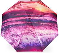 Зонт складной Ame Yoke RB 58 FS-4 (закат) -