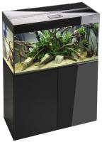 Аквариумный набор Aquael Glossy Set 100 / 112649/112933 (черный) -