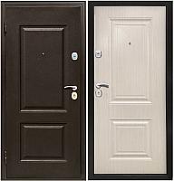 Входная дверь Магна Классика (96x205, ясень белый левая) -