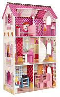 Кукольный домик Eco Toys DH617 -