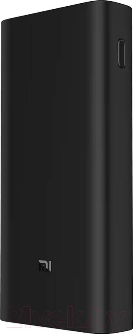 Купить Портативное зарядное устройство Xiaomi, Mi Power Bank 3 Pro 20000mAh VXN4254GL/PLM07ZM (черный), Китай