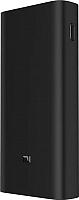 Портативное зарядное устройство Xiaomi Mi Power Bank 3 Pro 20000mAh VXN4254GL/PLM07ZM (черный) -
