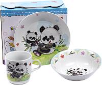Набор столовой посуды Белбогемия C555 / 91040 -