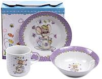 Набор столовой посуды Белбогемия C565P / 91041 -