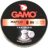 Пульки для пневматики Gamo Match / 6320024 (250шт) -