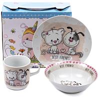 Набор столовой посуды Белбогемия C591 / 91043 -