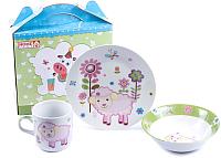 Набор столовой посуды Home Line LX-3PCS-C505 -