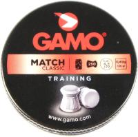 Пульки для пневматики Gamo Match / 6320034 (500шт) -
