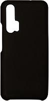 Чехол-накладка Volare Rosso Soft Suede для Honor 20 Pro (черный) -