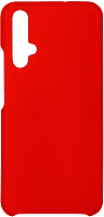Чехол-накладка Volare Rosso Soft Suede для Honor 20 (красный) -
