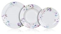 Набор тарелок Белбогемия Pink Flowers 60311123 / 87171 -