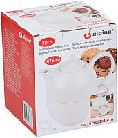 Набор для чая/кофе Белбогемия 081977 / 89502 -