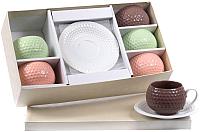 Набор для чая/кофе Белбогемия Радуга 25628655 / 89141 -