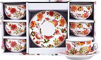 Набор для чая/кофе Белбогемия Folk RN10070-424 / 84446 -