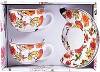 Набор для чая/кофе Белбогемия Folk RN10004-424 / 84461 -