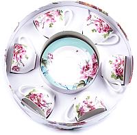Набор для чая/кофе Белбогемия Wild Rose RN10002-V755 / 82333 -