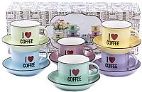 Набор для чая/кофе Белбогемия L2410023 / 82288 -