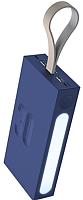 Портативное зарядное устройство Yoobao Power Bank 30E (30000 мАч, темно-синий) -